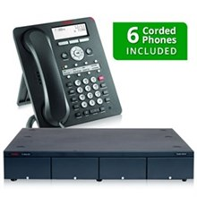 Smaller Packages avaya 700476005 1408 4co 6pack