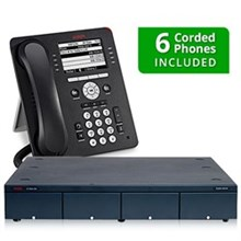 Smaller Packages avaya 700476005 9608 4co 6pack