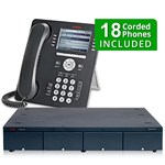Avaya 700476005-9508-8CO-18Pack IP Office 500 V2 Basic Edition Package