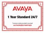 Avaya AVA-271605 Standard 1 Year 24/7 IPOSS